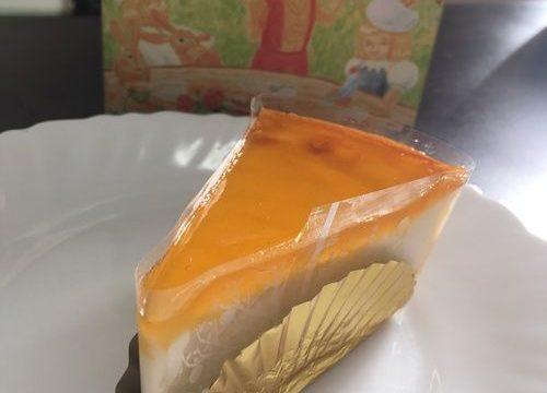 デリユースのチーズケーキ