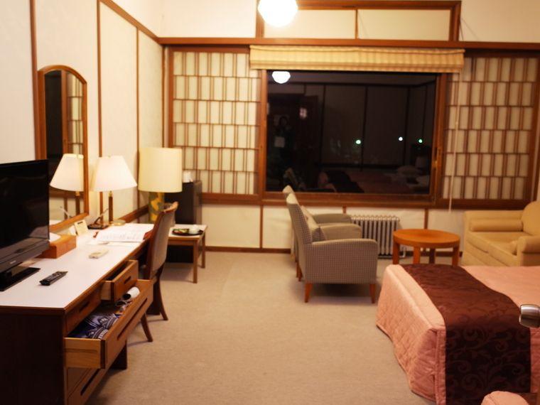 日光金谷ホテル 室内